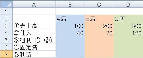 エクセル 初心者 コピー